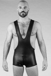 Neoprene Singlet Black (Small)