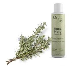 Orgie Bio Vegan Rosemary Massage Oil