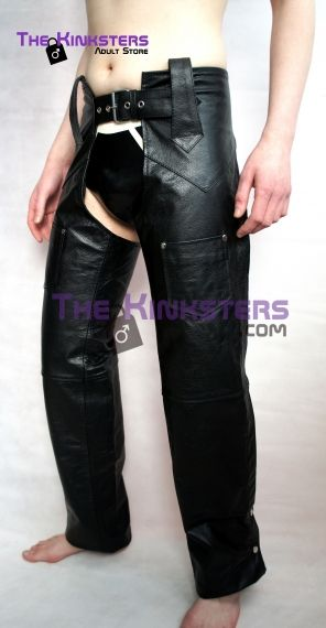 The Kinksters Leather Chaps