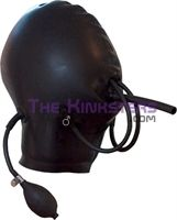 Heavy Rubber Inflatable Hood