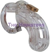 The Curve Chastity Device