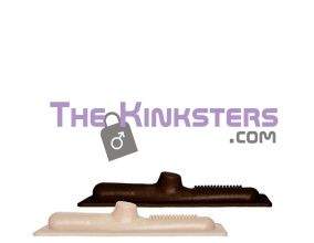 Beige Nubbed FlatTop - Sybian Attachment