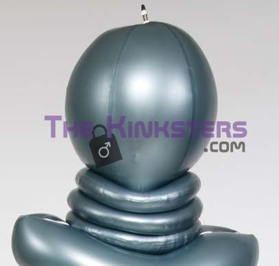 Inflatable Latex Collar