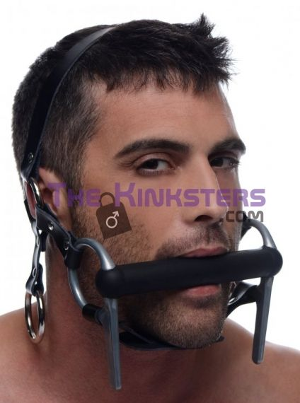 Steed Silicone Bit & Bridle Head harness