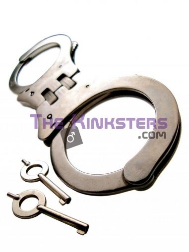 Hinged Handcuffs