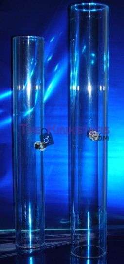 Double Ended Cylinder