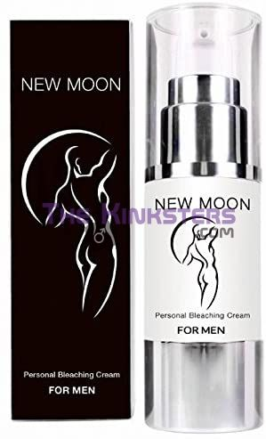 New Moon Personal Bleaching Cream for Men