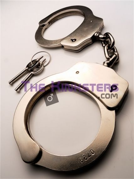 Deluxe Heavy Duty Handcuffs