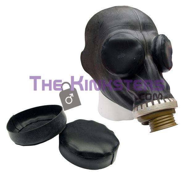 mask Dildo gas