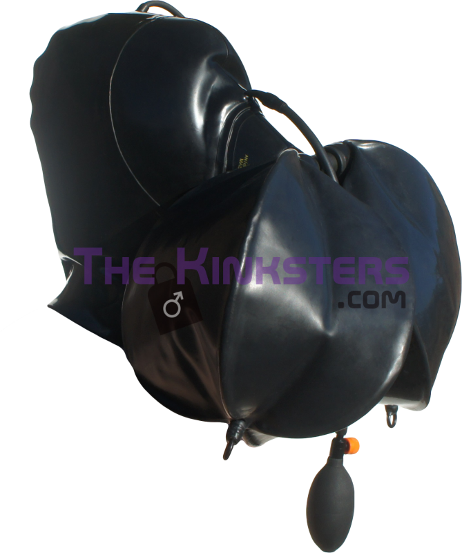 rebreather play Latex breath