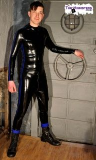 Shoulder Entry Rubber Catsuit