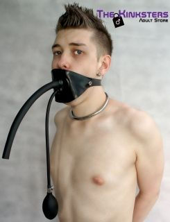 Inflatable Rubber Airway Gag