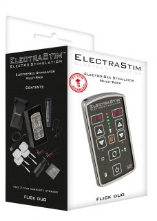 ElectraStim Flick Duo Advanced Pack