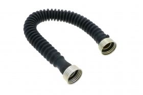 Male to Female Gas Mask Hose (Screw Fit)