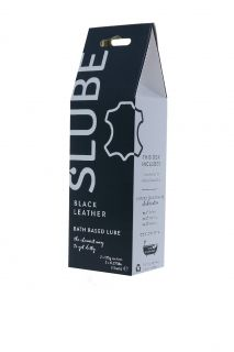 Slube Black Leather Single Pack