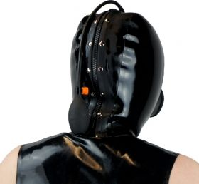 Heavy Rubber Inflatable Watersports Hood