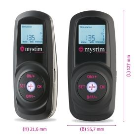 Mystim Cluster Buster Wireless Electro Device