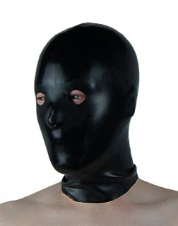 Rubber Anatomical Hood