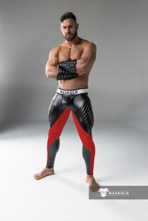 Maskulo Padded Leggings