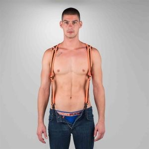 Neo Heckler Harness Orange