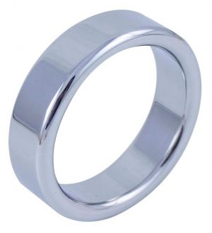 MOI Mr. Gaunt 45 Stainless Steel Cock Ring
