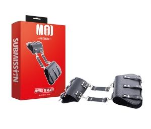 MOI Armed 'N' Ready Arm Restraints