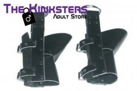 Leather Boot Suspension Cuffs