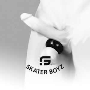 Skater Boyz Cockring Ice