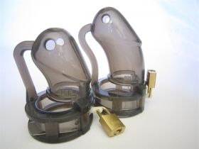 BON4 PLUS Silicone Chastity Device