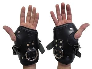 Mister B Premium Wrist Suspension Cuffs