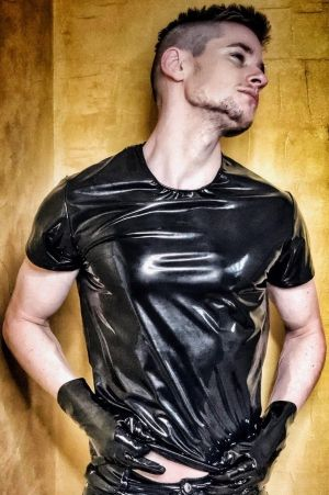 Mr Riegillio PVC T-Shirt