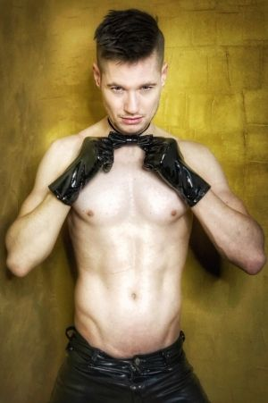 Mr Riegillio PVC Gloves