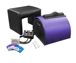 Sybian With Matching Stool - Passion Purple