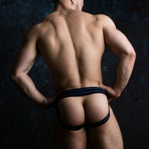 Locker Gear Zipper Jockstrap