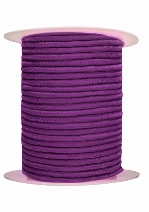 Bondage Rope (Per Metre) - Purple