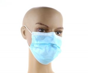 Disposable Medical Face Masks (Box of 50)