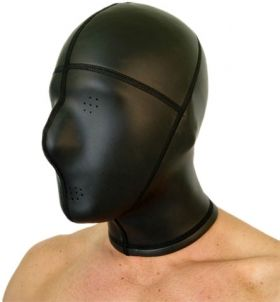 Neoprene Pinhole Eyed Hood (Small/ Medium)