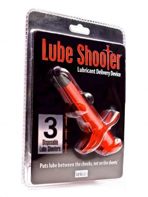 Lube Shooters 3 Pack Red