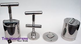 The Ball Flask / Crusher XTRA Heavy - Stainless Steel