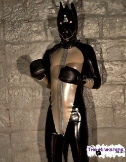 Rubber Puppy Suit